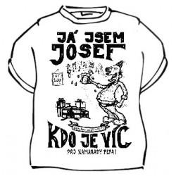 Tričko Já jsem Josef, kdo je víc