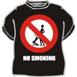 Tričko No smoking