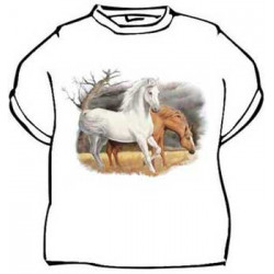 Tričko Koně (279)