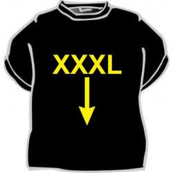 Tričko XXXL