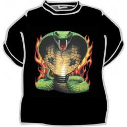 Tričko Kobra v ohni