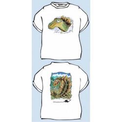 Dětské tričko Stegosaurus