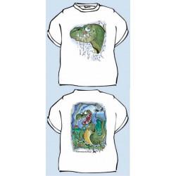 Dětské tričko Tyranosaurus