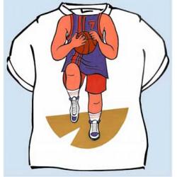 Dětské tričko Basketbalista