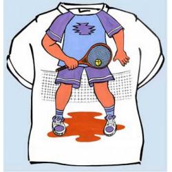 Dětské tričko Tenista