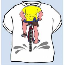 Dětské tričko Cyklista