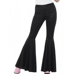 Kalhoty Hippie, dámské černé