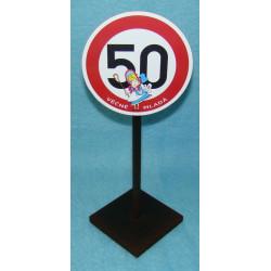 Značka 50 Věčně mladá
