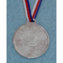 Medaile Stříbrná
