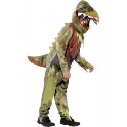 Dětský kostým Zombie dinosaurus
