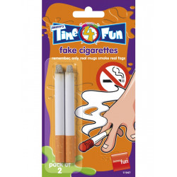 Atrapa cigarety 2 ks