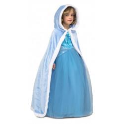Dětský plášť modrý