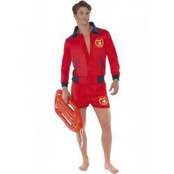 Kostým Baywatch Lifeguard