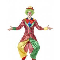 Kostým Klaun deluxe