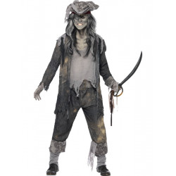 Kostým Duch piráta