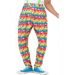 Kalhoty Klaun, pánské