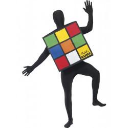 Kostým Rubikova kostka