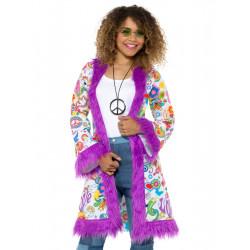 Kabát Hippie, dámský