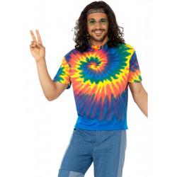 Tričko Hippie, pánské