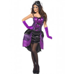 Kostým Sexy burleska Lolita