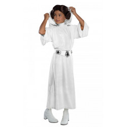 Dětský kostým Princess Leia deluxe