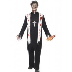 Kostým Zombie farář