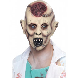 Maska Zombie s mozkem