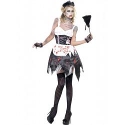 Kostým Zombie pokojská