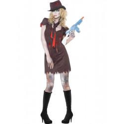 Kostým Zombie gangsterka