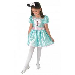 Dětský kostým Minie Mouse mátová