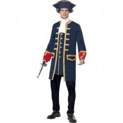 Kostým Pirátský velitel