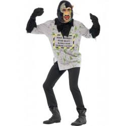 Kostým Opice mutant