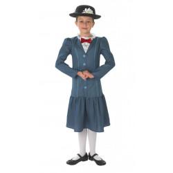 Dětský kostým Mary Poppins