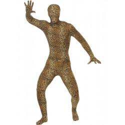 Celotělový overal Leopard