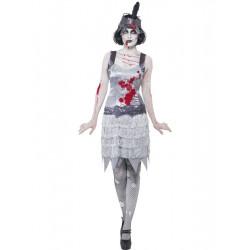 Kostým Zombie flapper