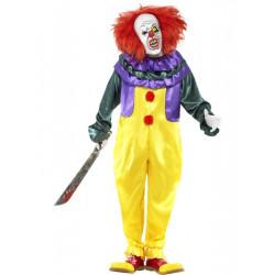 Kostým Hororový klaun Halloween