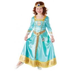Dětský kostým Merida ornamenty
