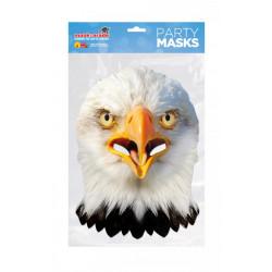 Papírová maska Orel