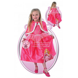 Dětský kostým Šípková Růženka zimní