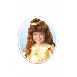 Dětská paruka Princezna Bella