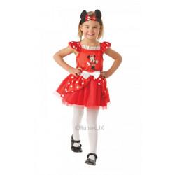 Dětský kostým Minie Mouse balerína