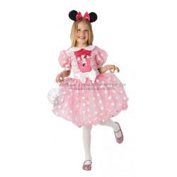 Dětský kostým Minie Mouse růžová