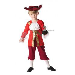 Dětský kostým Kapitán Hook