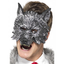 Škraboška Vlk