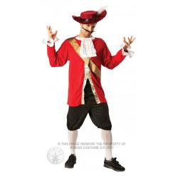 Kostým Captain Hook