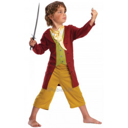 Dětský kostým Bilbo Pytlík Hobbit