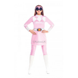 Kostým Pink Ranger Mighty Morphin