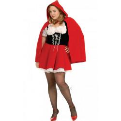 Kostým XL Červená Karkulka