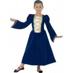 Dětský kostým 50. léta růžová