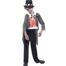 Dětský kostým Zombie ženich
